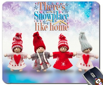 """""""There is SNOWPLACE like home&qu..."""