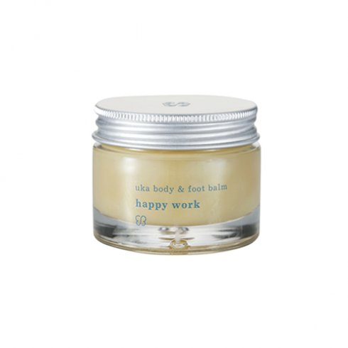 uka body & foot balm happy work