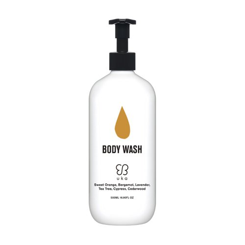 uka Body Wash for Ace Hotel