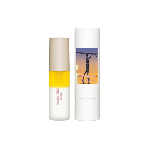 uka hair oil mist on the Beach girl lovers