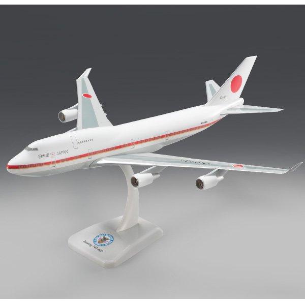 HB−1002 ボーイング747−400 日本国政府専用機