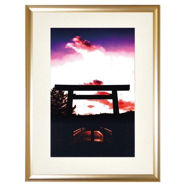 NK−1014  奇跡の写真 神宮昇龍