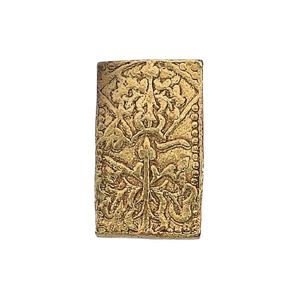 HB−1118 江戸時代で最も高い金の含有量 享保一分判金