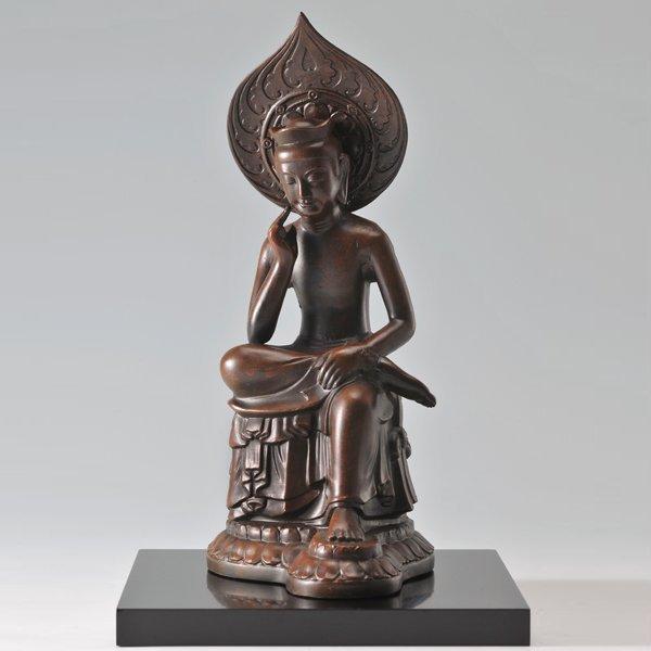 K−1142  国宝弥勒菩薩半跏思惟像(こくほうみろくぼさつはんかしいぞう)仏像