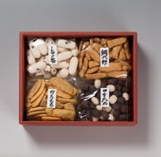 米菓・豆菓子詰合4袋
