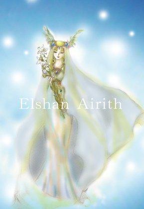 No.2 【知恵の女神:アテナ】 ポストカード