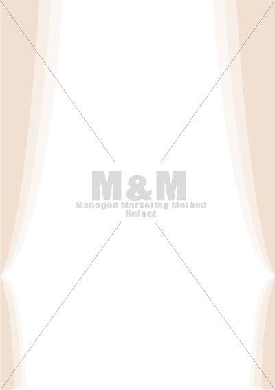 イラスト素材 インテリア背景 カーテン ツイン ハイザクラ M M Collection
