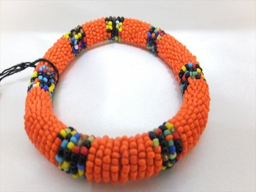 マサイ族のビーズブレス