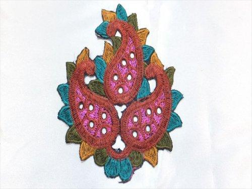 刺繍ワッペン