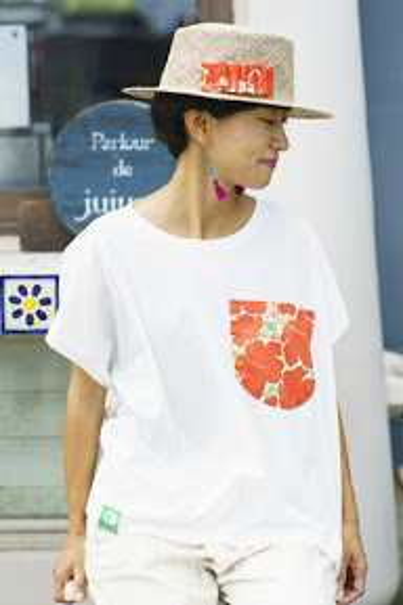 ポッケT-shirt