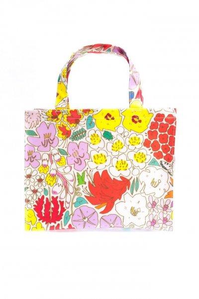 ミニラミネートバッグ お花