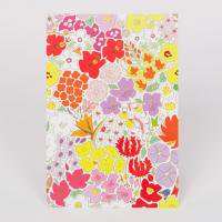 ポストカード お花
