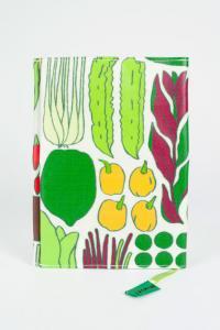 ブックカバー(文庫本用)野菜