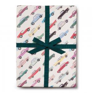 レトロカーの包装紙/ラッピングペーパー