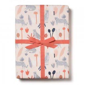 ジャングルの猫包装紙/ラッピングペーパー