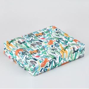 Jungle Animal柄包装紙/ラッピングペーパー