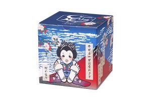 足リラシート[桜の香り]藍色箱 30枚入