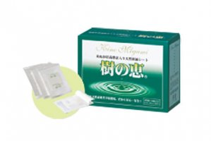 米ぬか培養酵素入り 天然樹液シート<br />樹の恵 40+4枚入