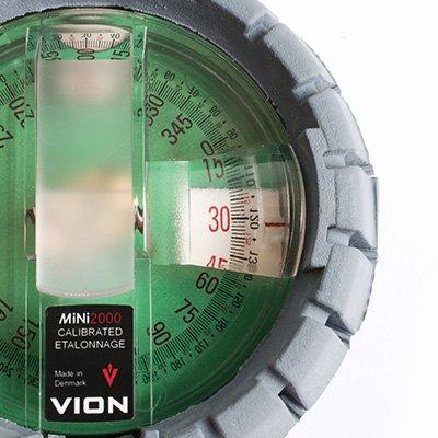VION Paris MiNi2000 hand bearing compass