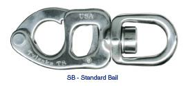 T-8 Snap Shackle