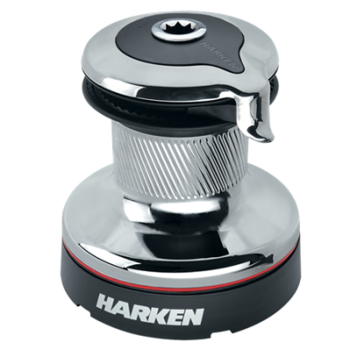Harken Radial 2 Speed Chrome Self-Tailing Winch 46.2STC
