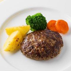 【北のハイグレード食品】認定    こぶ黒ハンバーグ <120g>