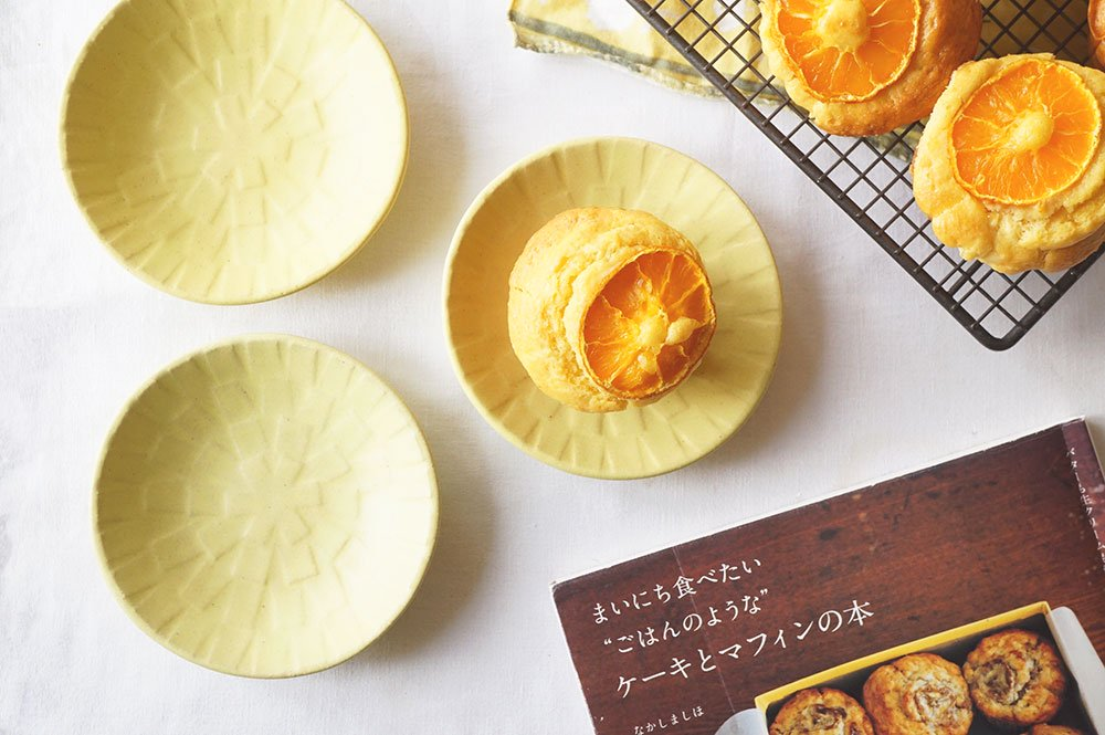 シトロン たんぽぽ皿