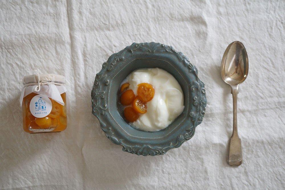 青錆釉 シルバーモチーフ まる鉢