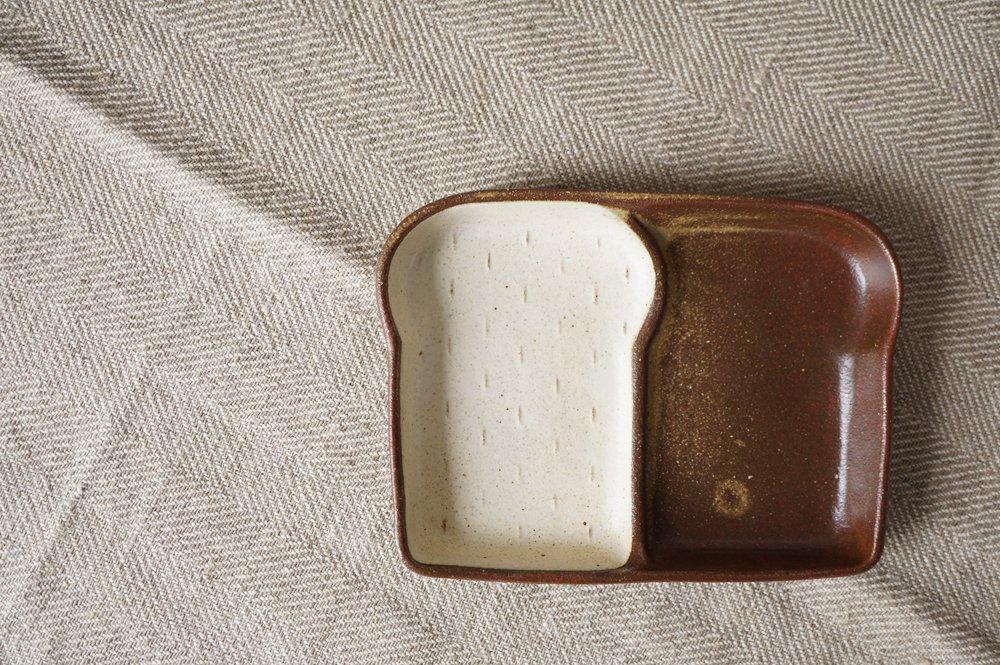 食パン一斤皿