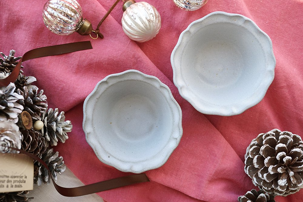 クラウドグレー 西洋小鉢