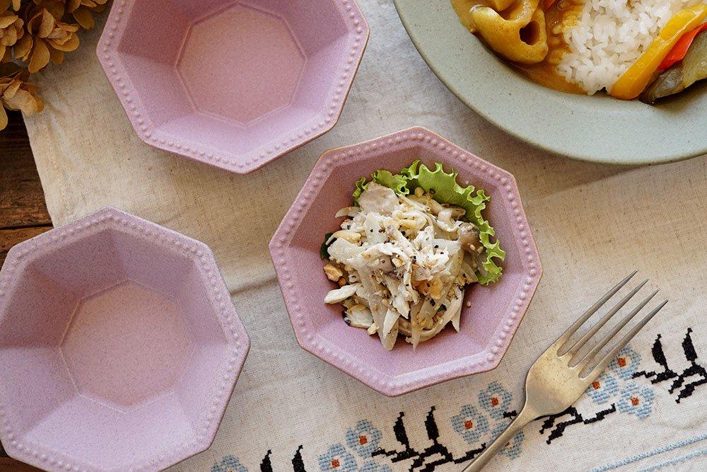 プラム 八角洋小鉢