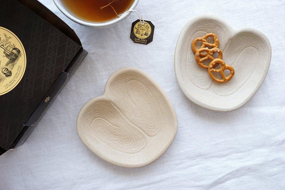 オートミール パルミエ皿