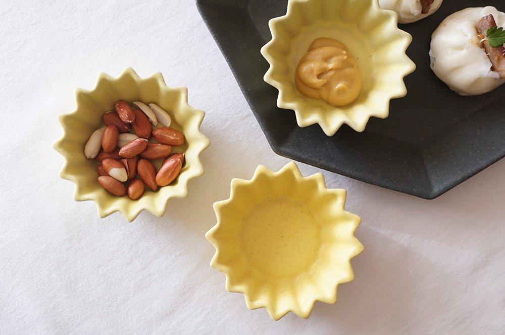 シトロン 花星豆鉢