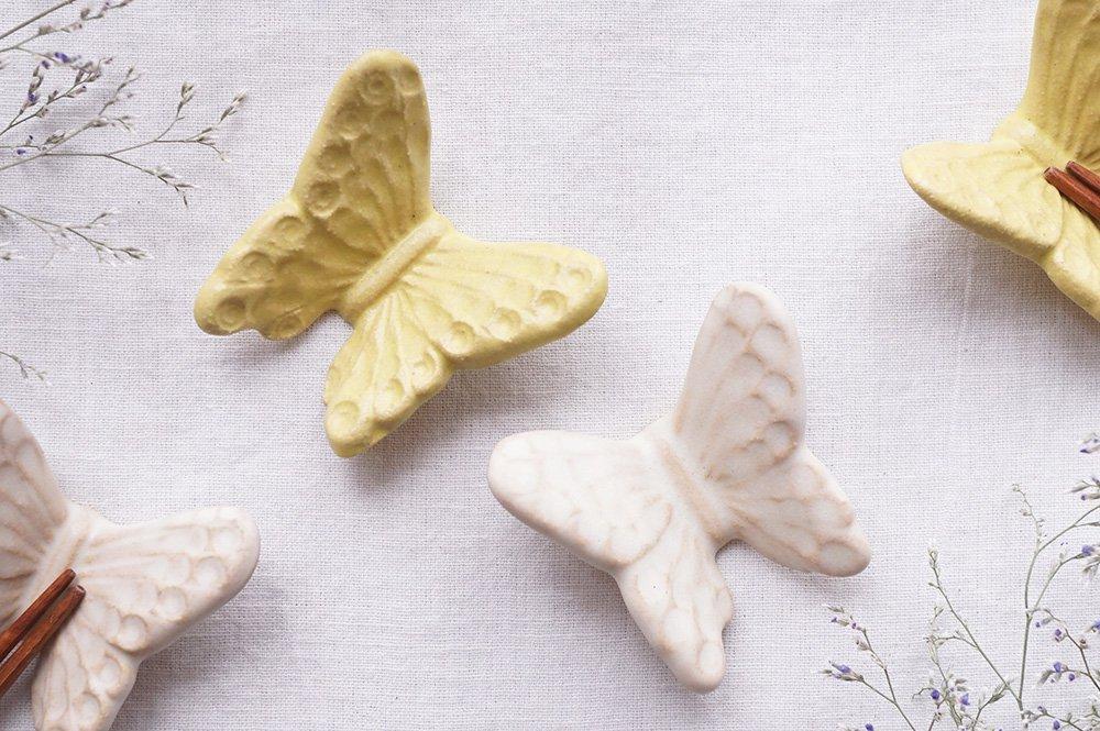 蝶々の箸置きセット