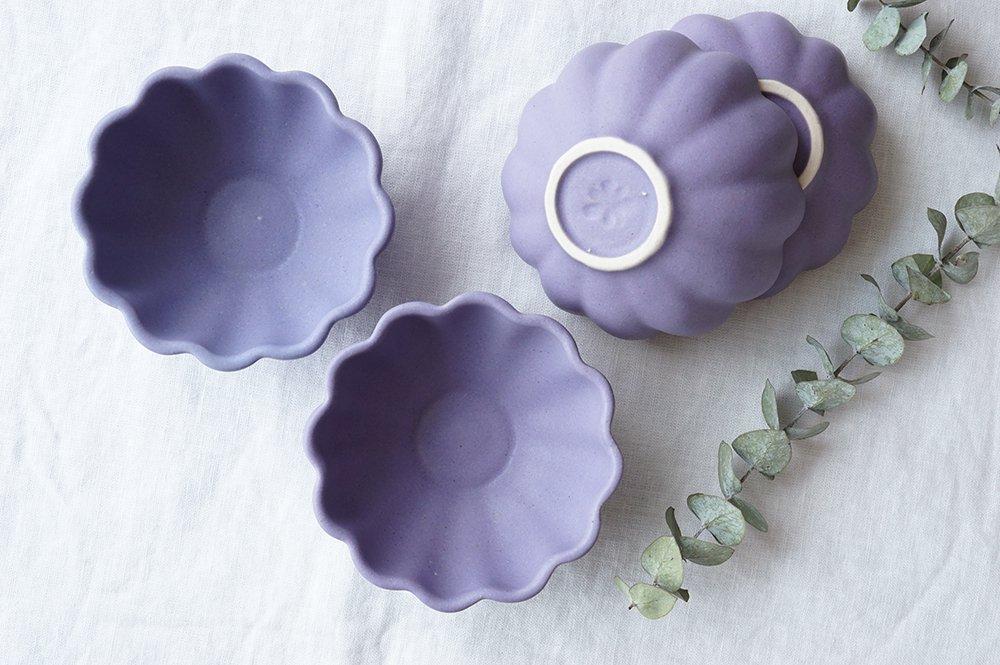 プルーン お花小鉢