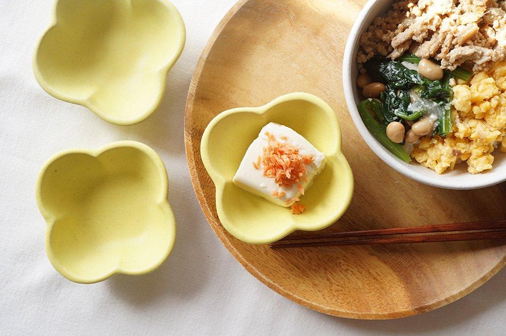 シトロン 花豆鉢
