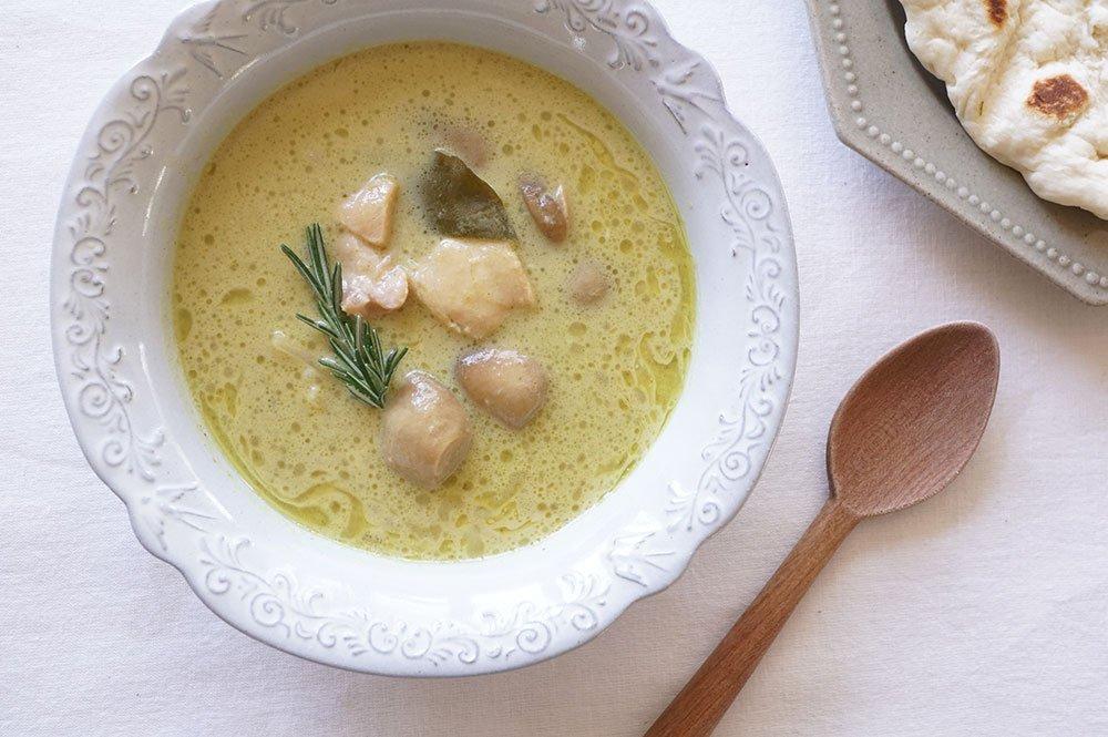 ツバメのスープボウル