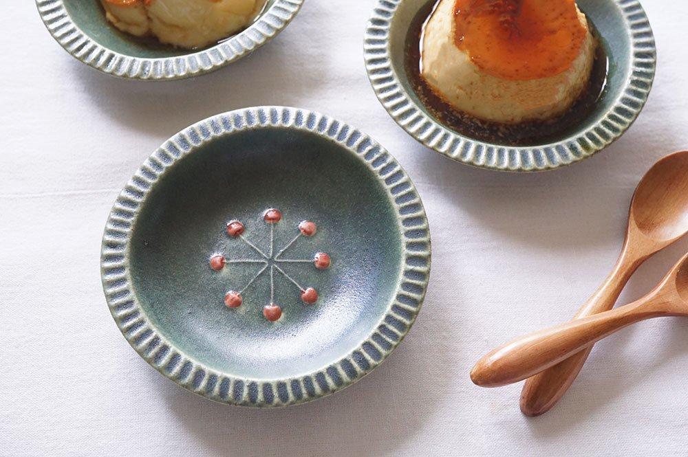 さくらんぼの小皿