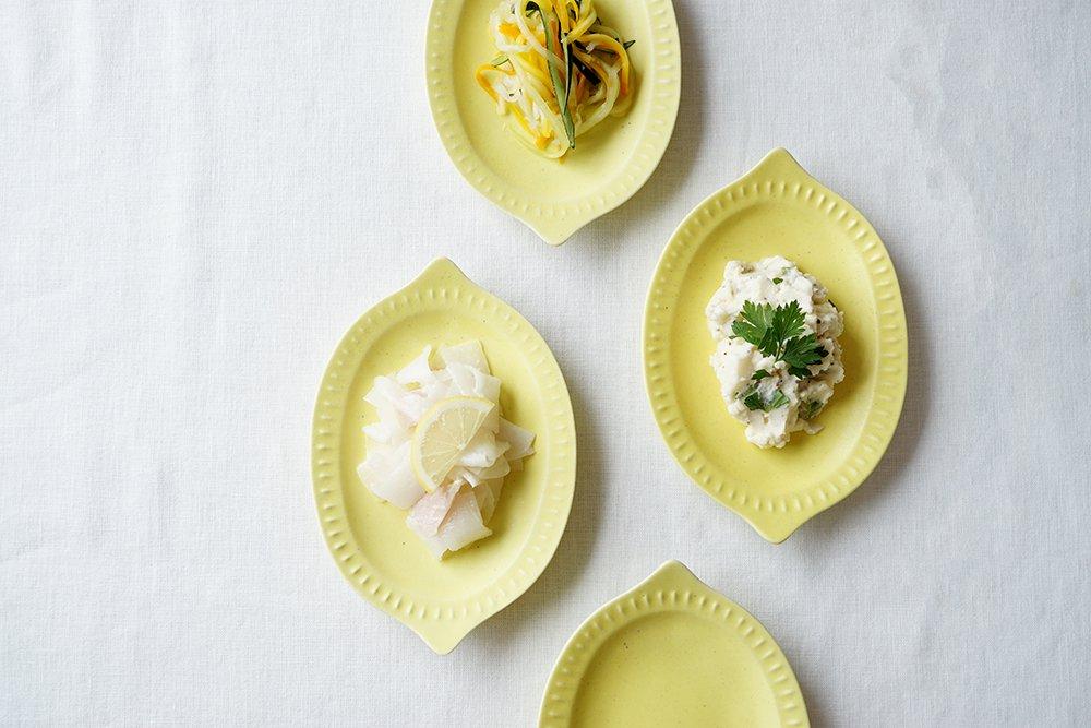 レモンのお皿 小