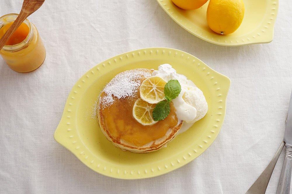 レモンのお皿 大