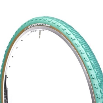 *SimWorks by Panaracer* The Homage Tire / 700x43c (Green x Skin)