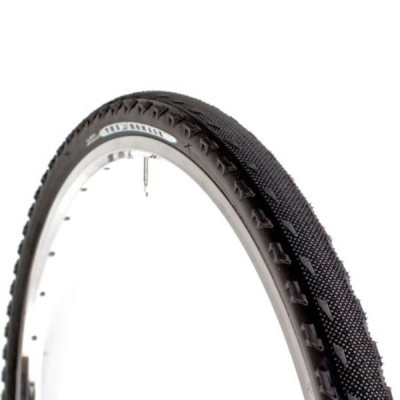 *SimWorks by Panaracer* The Homage Tire / 700x43c (Black x Black)