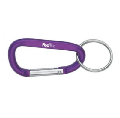 <img class='new_mark_img1' src='https://img.shop-pro.jp/img/new/icons14.gif' style='border:none;display:inline;margin:0px;padding:0px;width:auto;' />*FedEx* Carabiner Key Tag