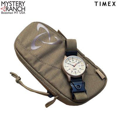 <img class='new_mark_img1' src='https://img.shop-pro.jp/img/new/icons14.gif' style='border:none;display:inline;margin:0px;padding:0px;width:auto;' />*MYSTERY RANCH×TIMEX* Field Watch 2 Special Package