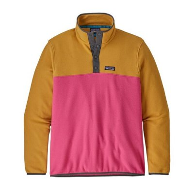 <img class='new_mark_img1' src='https://img.shop-pro.jp/img/new/icons14.gif' style='border:none;display:inline;margin:0px;padding:0px;width:auto;' />*patagonia* M's Micro D Snap-T Pull Over