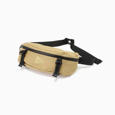 <img class='new_mark_img1' src='https://img.shop-pro.jp/img/new/icons16.gif' style='border:none;display:inline;margin:0px;padding:0px;width:auto;' />*and wander* heather waist bag