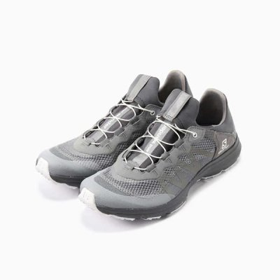 *and wander* reflective mesh sneaker by salomon