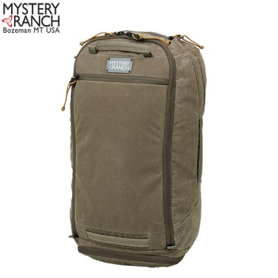 *MYSTERY RANCH* MISSION DUFFLE 40 (WAXED WOOD)