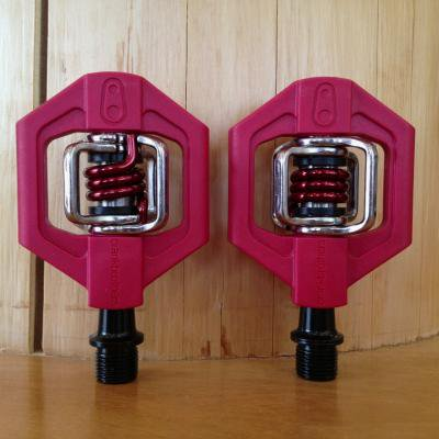*crankbrothers* candy 1 pedal (red)
