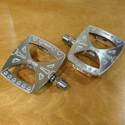 *MKS* GR-10 pedal (silver)